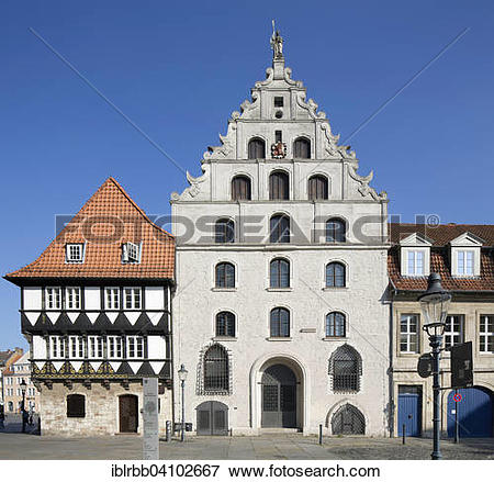 Picture of Former Gewandhaus on the Old Town Square, now home to.