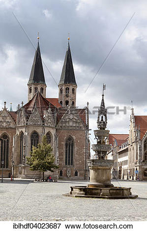"Picture of ""Old Town Square with Marienbrunnen fountain and."