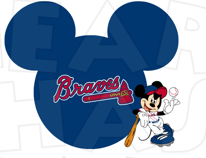 Atlanta Braves Images Logo Clipart.