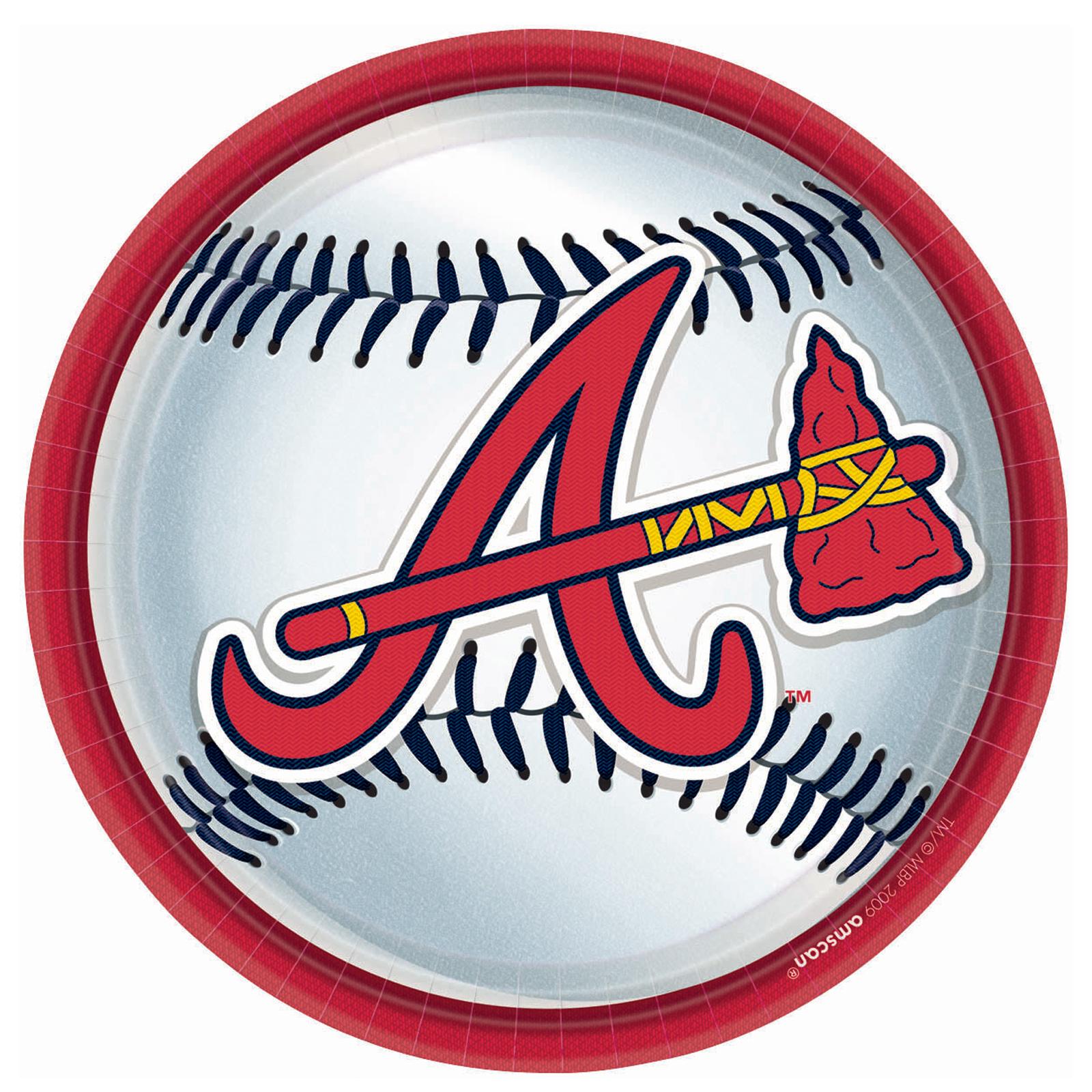 Atlanta Braves Baseball Png & Free Atlanta Braves Baseball.png.