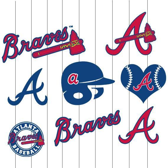 Atlanta Braves Baseball Clipart & Free Clip Art Images #15038.