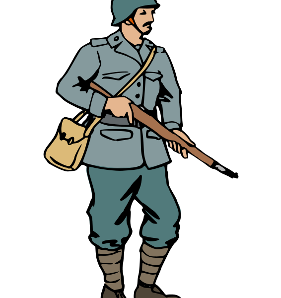 Soldiers clipart brave soldier, Soldiers brave soldier.