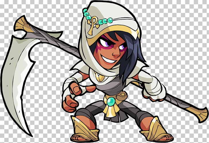 Brawlhalla PAX Statistics Video game, mirage PNG clipart.