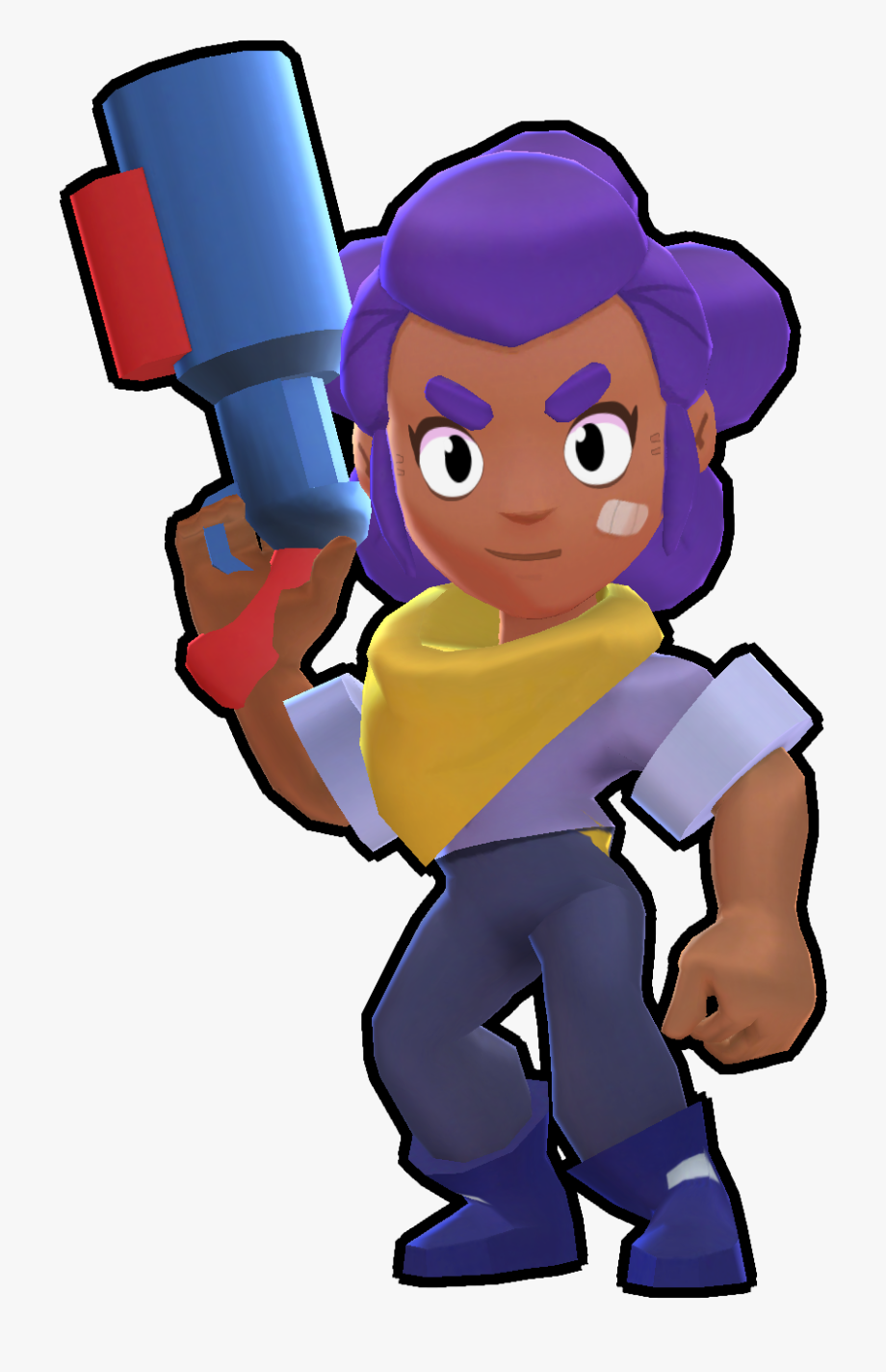 Shelly Brawl Stars Wiki Fandom Powered By.