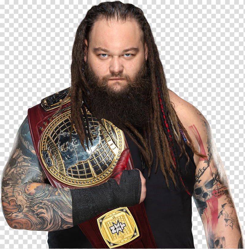 Bray Wyatt transparent background PNG clipart.