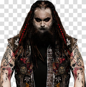 Bray Wyatt Stats transparent background PNG clipart.