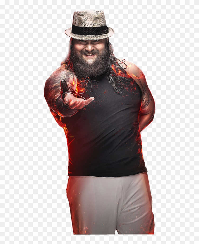 Pictute Of Bray Wyatt.