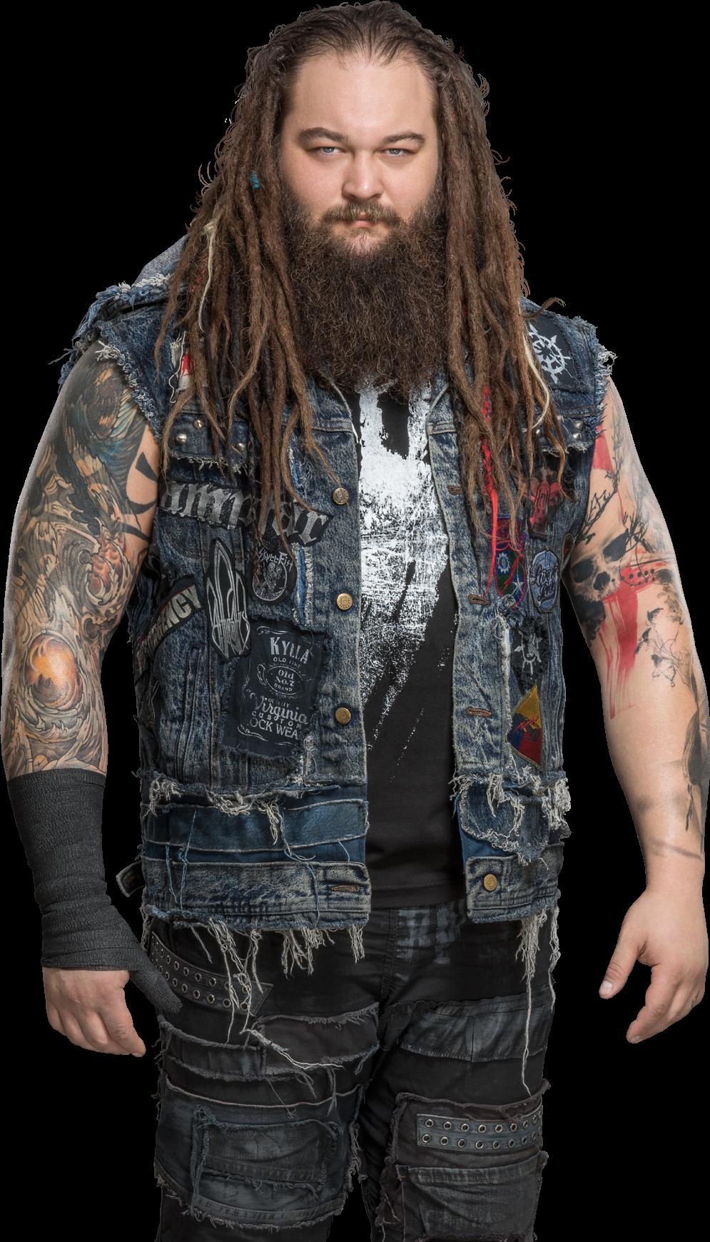 Bray Wyatt PNG High.