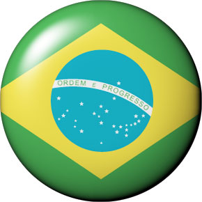 Free Animated Brazil Flags.