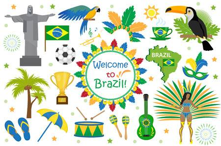 258 National Costume Brazil Cliparts, Stock Vector And Royalty Free.