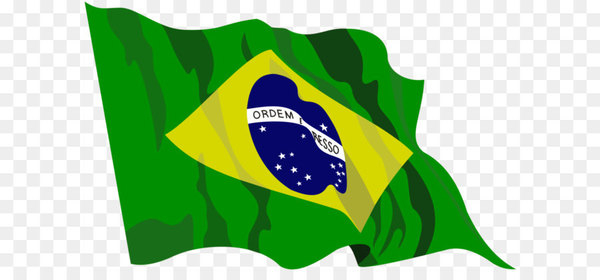 Flag of Brazil Clip art.