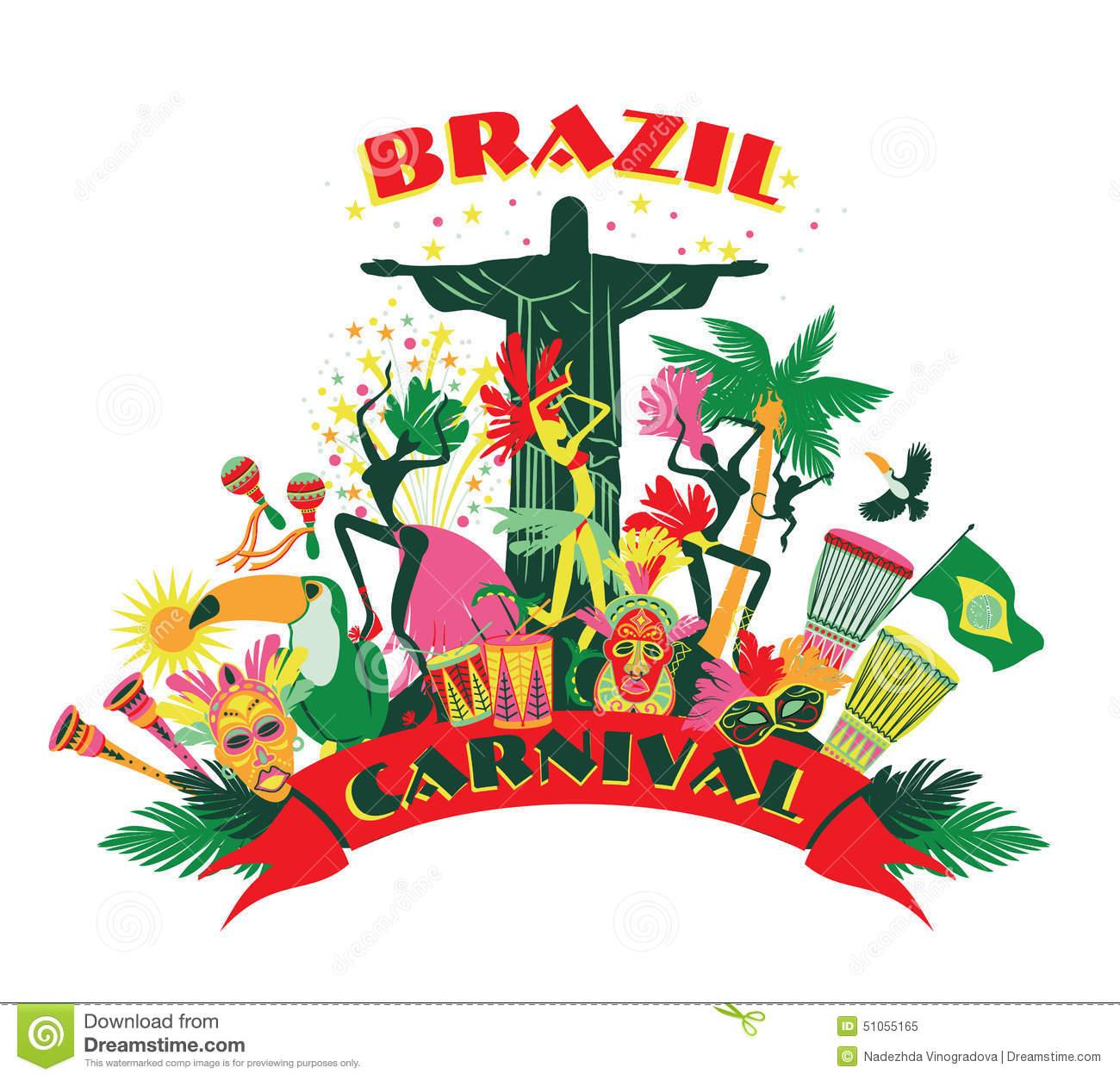 Free brazil clip art.