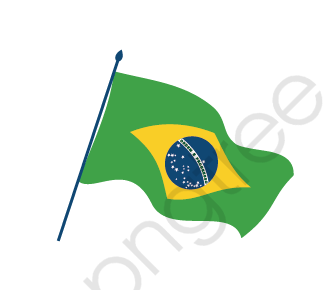 Brazil Flag, Flag Clipart, Flag Of Brazil, Banner PNG and Vector.