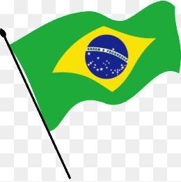 Flag Of Brazil PNG Images.