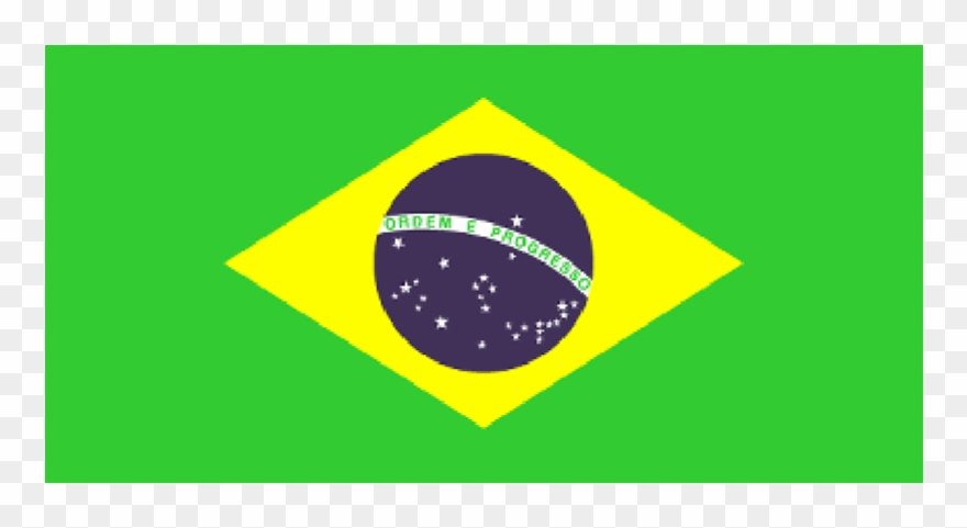 Brazil Courtesy Flag.