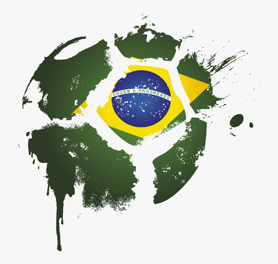 Brazil Logo National Football Team Free Png Hq Clipart.