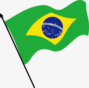 Vector Flag Of Brazil, Vector, Brazil, Flag Of Brazil PNG and Vector.