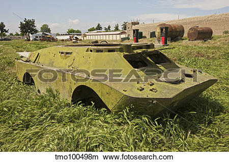 Stock Photo of A BRDM.