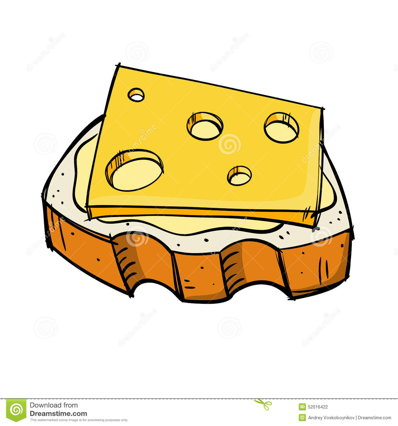 Bread and cheese clipart 6 » Clipart Station.