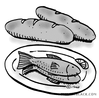 Bread clipart fish, Bread fish Transparent FREE for download.