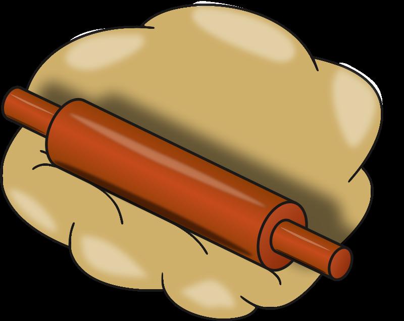 Dough Clipart.