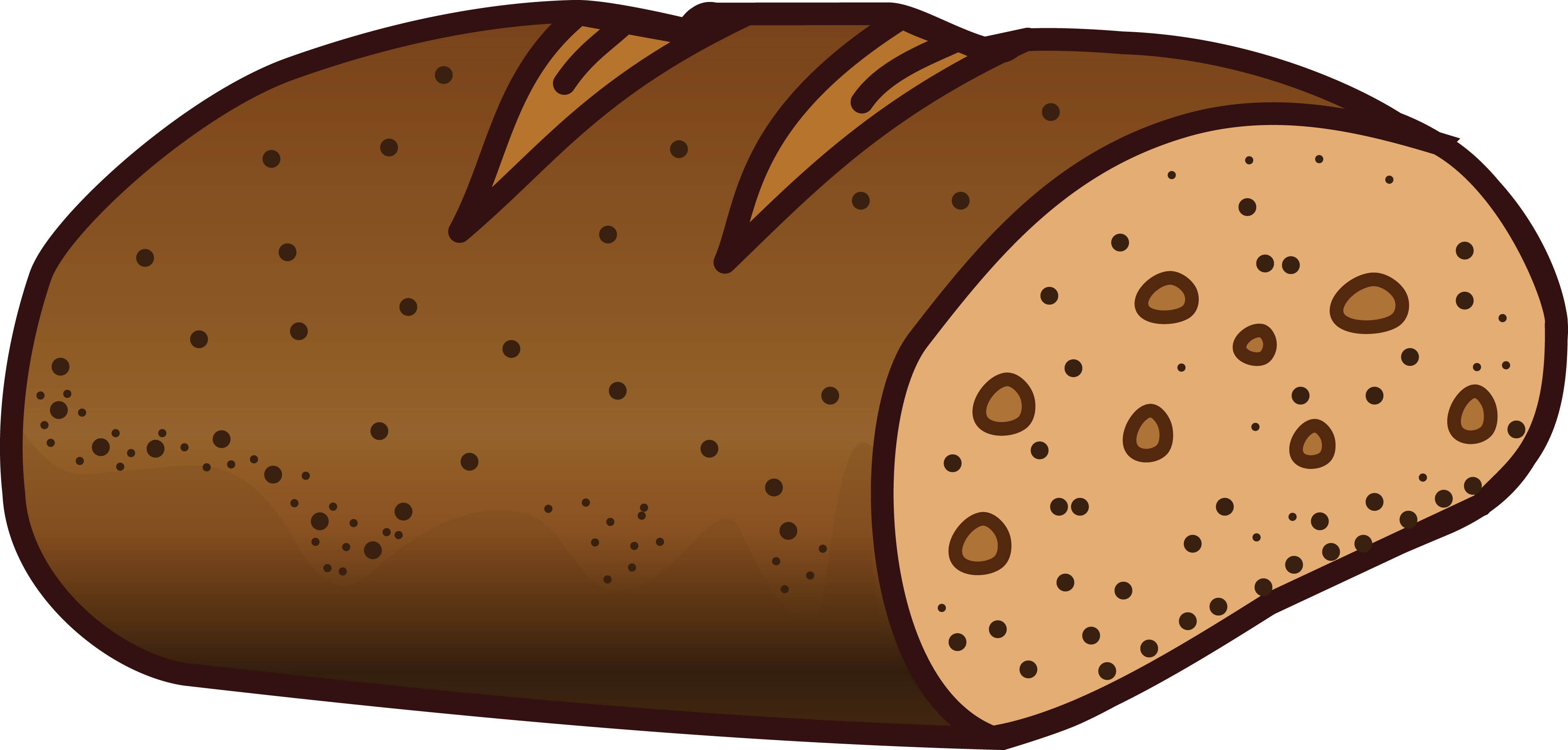Free Clipart Of bread.