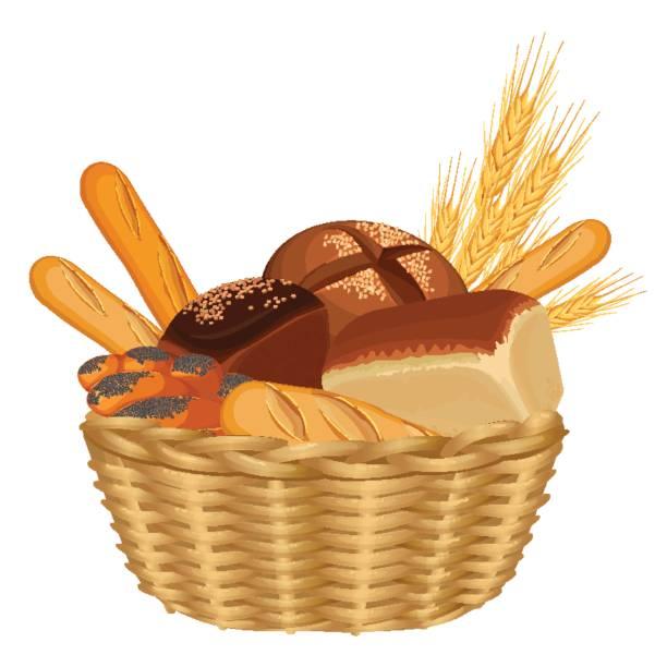 Best Loaf Of Bread Illustrations, Royalty.
