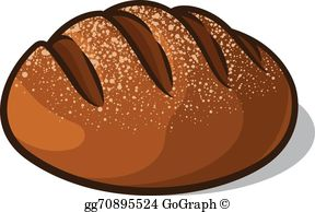Loaf Of Bread Clip Art.