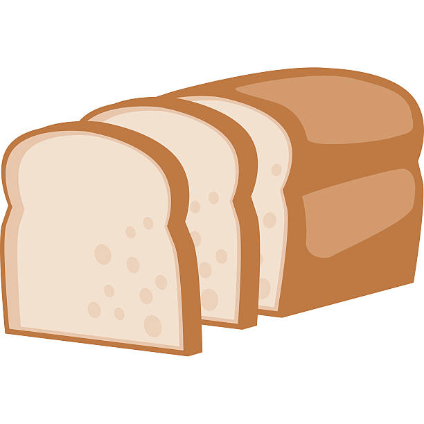 Best Bread Loaf Illustrations, Royalty.
