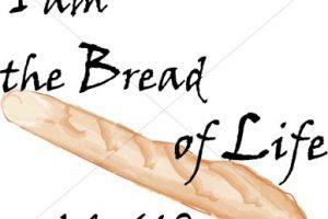 I am the bread of life clipart » Clipart Portal.