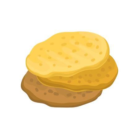 871 Pita Bread Stock Vector Illustration And Royalty Free Pita Bread.