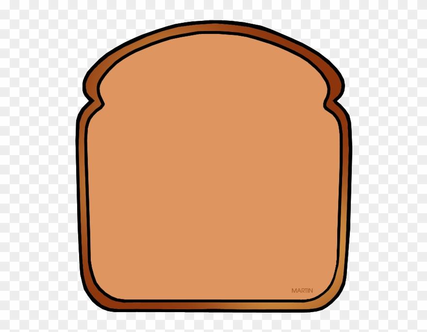 Whole Wheat Bread Clipart (#476044).