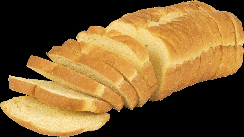 Sliced Bread transparent PNG.
