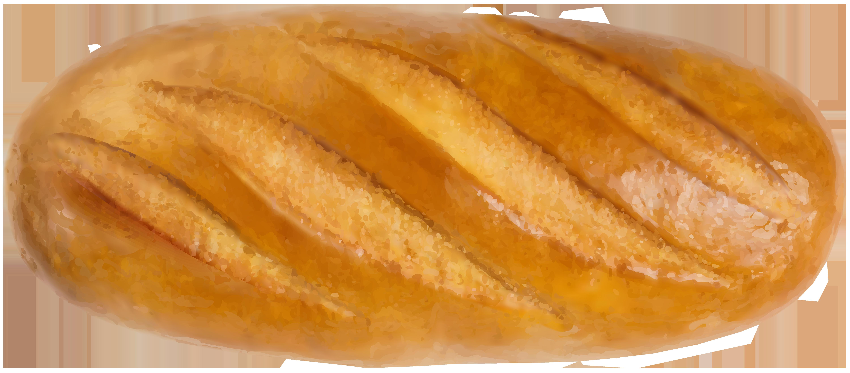 Fresh Bread PNG Clip Art.