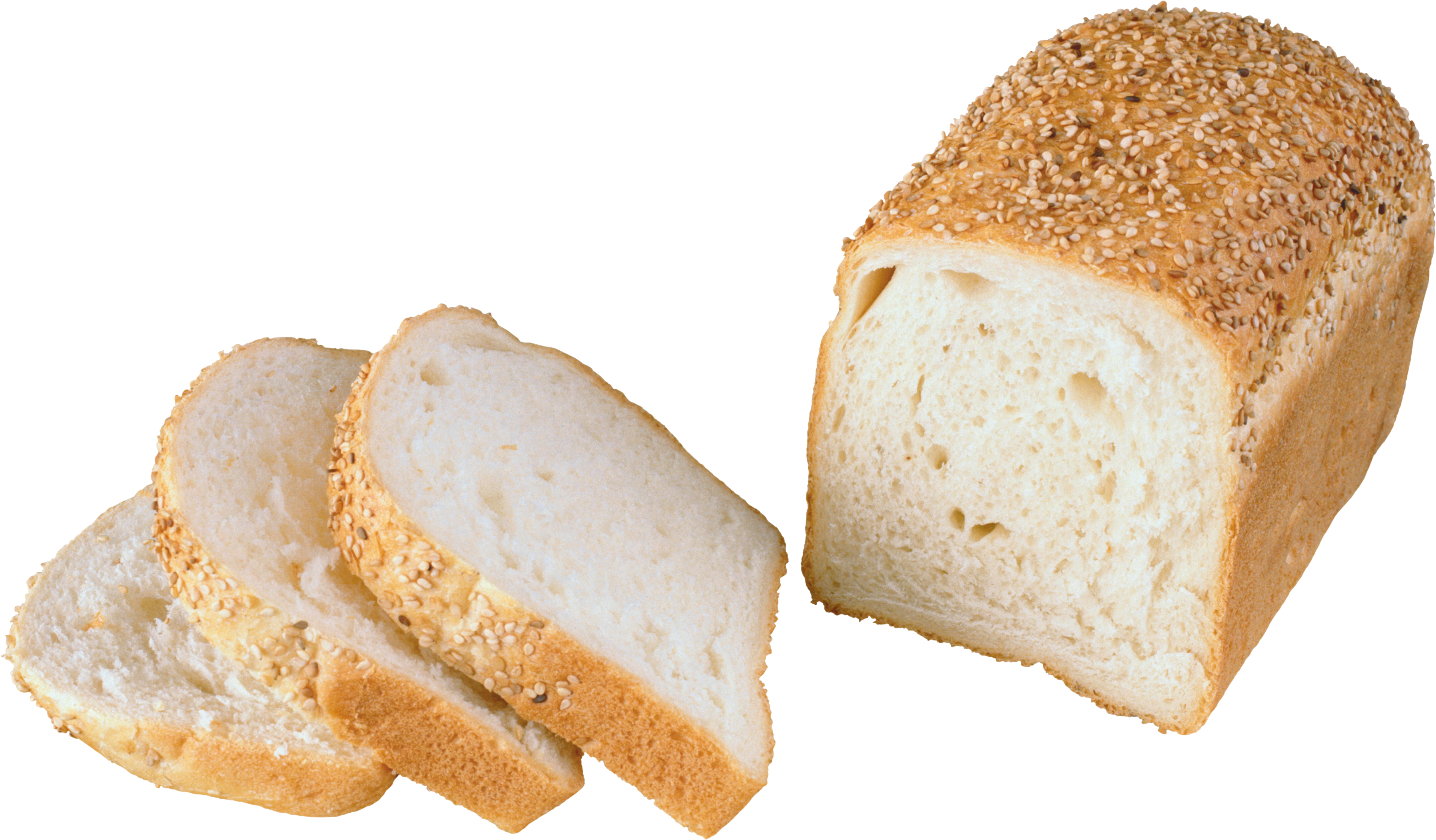 Bread PNG Image.