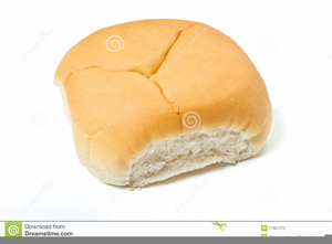 Bread Roll Clipart.
