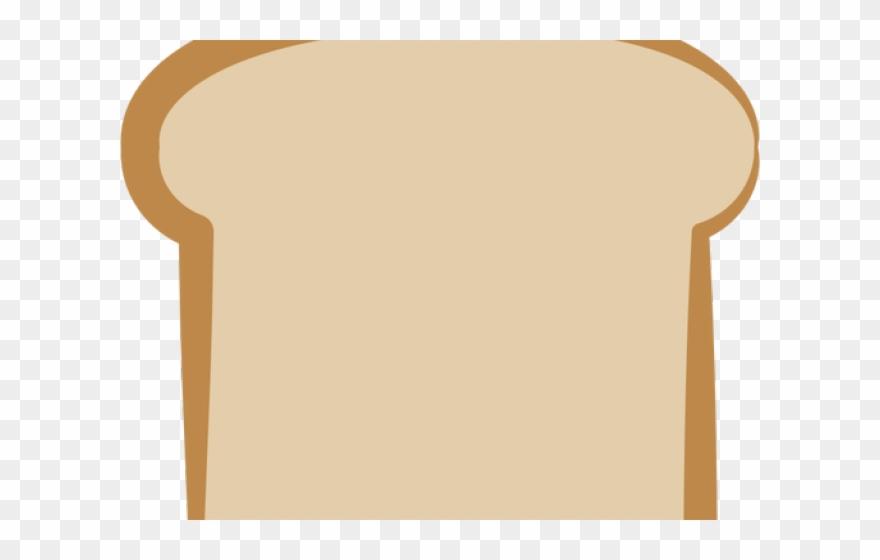 Slice Of Bread Clipart.
