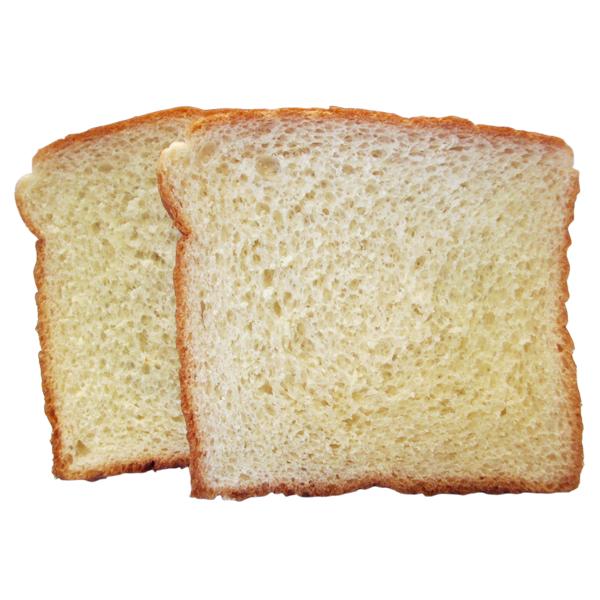 7072 White Pullman, 1/2″ Slice, Loaf Bread.