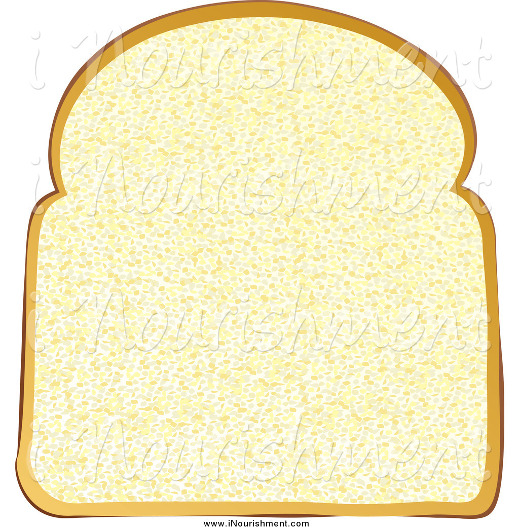 Sliced bread clipart.