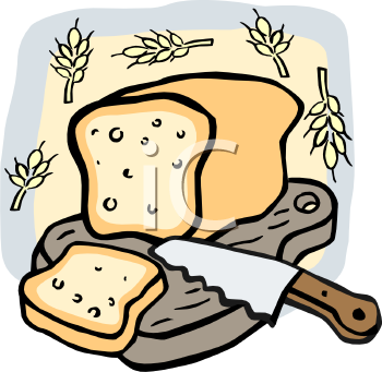 Whole Wheat Clipart.