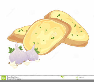 Bread And Butter Clipart.