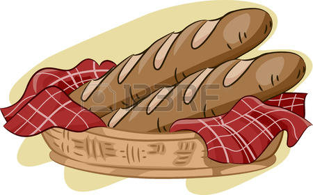 1,627 Bread Basket Stock Illustrations, Cliparts And Royalty Free.