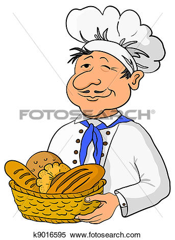 Bread basket Clipart and Stock Illustrations. 275 bread basket.