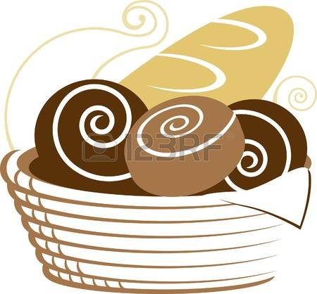 1,915 Bread Basket Stock Illustrations, Cliparts And Royalty Free.