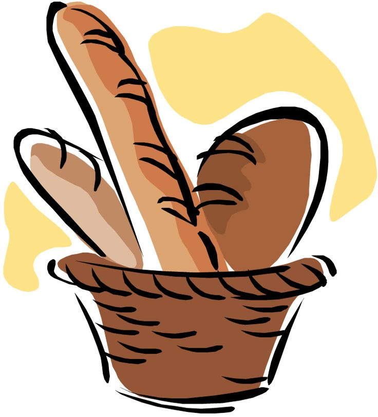 Breads Clipart.