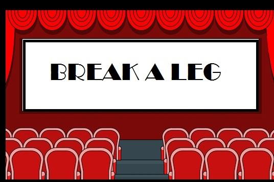 Break A Leg Top Five Theatres of 2016.