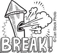 Break Illustrations and Stock Art. 53,373 Break illustration and.