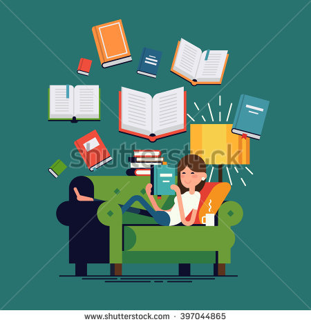 Literature Stock Images, Royalty.