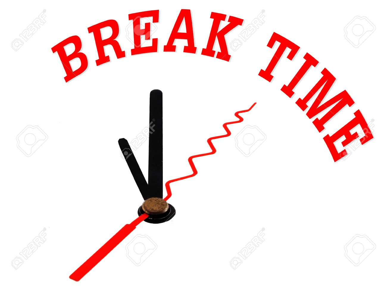 Break Time Clipart.