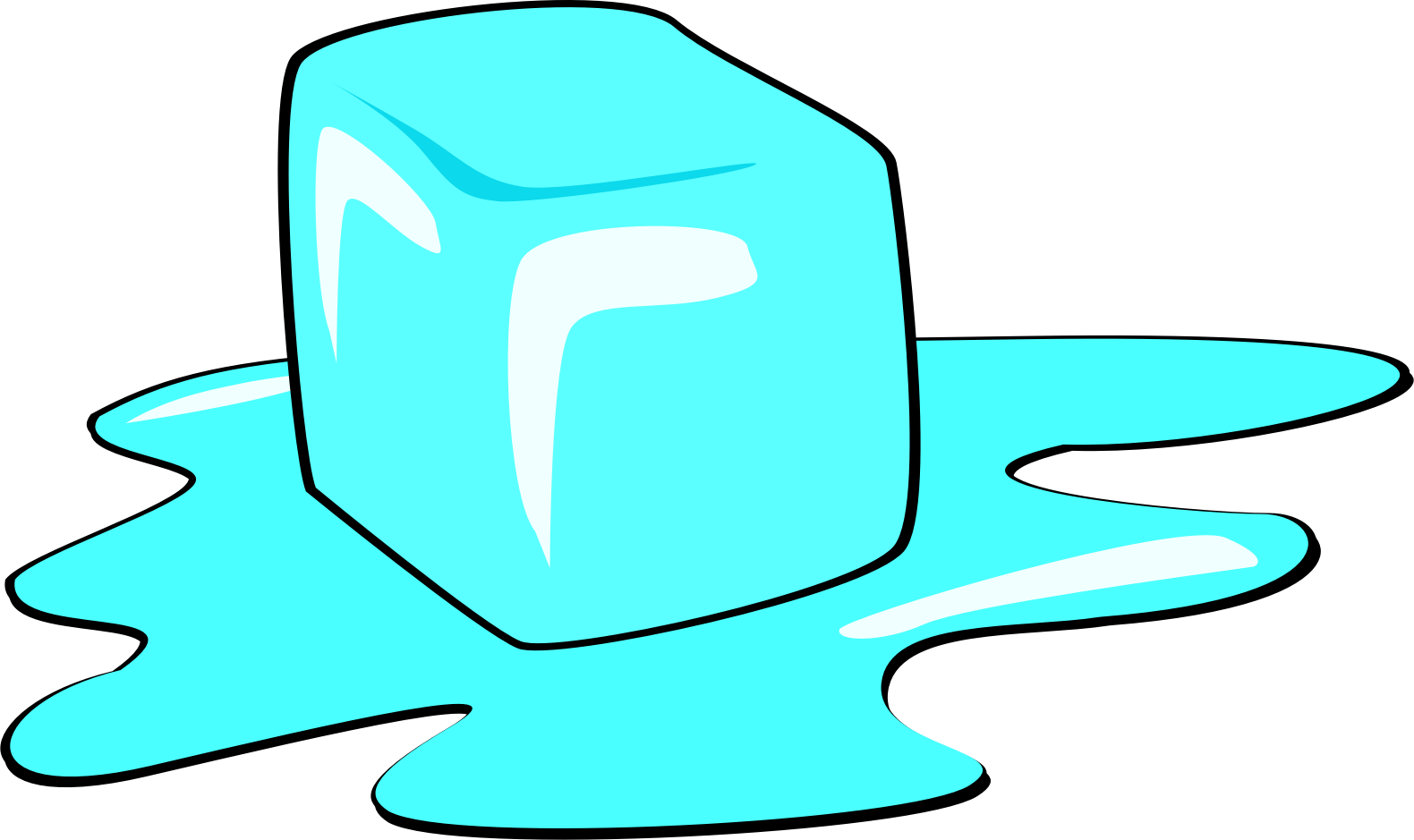 Icebreaker clipart.